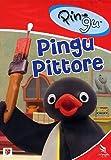 Pingu - Pingu pittore