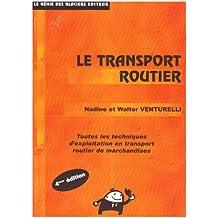 Le transport routier BTS transport
