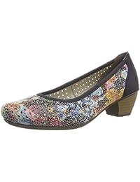 Rieker 41739, Zapatos de Tacón Para Mujer