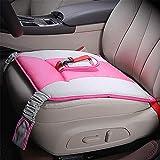 KXIN Maternidad Coche Cinturón Clip Correa, Asiento De Seguridad Cojín Protección Fetal Cinturón De Apoyo Banda Abdominal Anti-Doppler,Pink