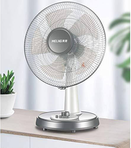 lifeAIDE MELING Station Fan Und Fan Office Desktop Haushalt Kopfschütteln Timing Stille -