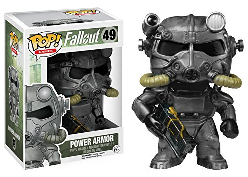 Funko Pop Hermandad de Acero (Fallout – 49) Funko Pop Fallout