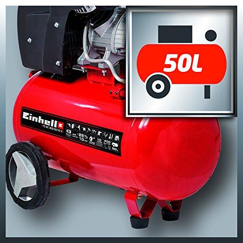 Einhell Werkstatt Kompressor TE-AC 400/50/10 V
