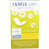 (2 Pack) - Natracare - Mini Pantyliners | 30pieces | 2 PACK BUNDLE
