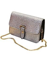 65153e97e1 Sac Enfant sequin sac à bandoulière sac à main sac messenger sac à  bandoulière diagonale Décoration de chat en cuir verni pour femme ...