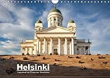 Helsinki - Hauptstadt am Finnischen Meerbusen (Wandkalender 2019 DIN A4 quer): Helsinki ist eine der faszinierensten Hauptstädte in Skandinavien (Monatskalender, 14 Seiten ) (CALVENDO Orte)