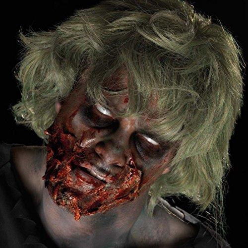 NET TOYS Set Maquillaje Zombie Pinturas Halloween