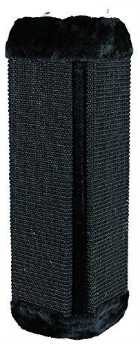 Trixie Eck-Kratzbrett für Zimmerecken schwarz