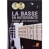 La basse en autodidacte - Niveau Intermédiaire Livre + CD ...