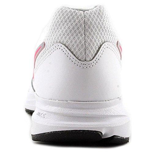 Baskets Nike Wmns Downshifter 6, Donna Blanc
