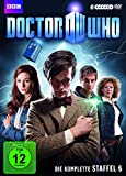 Doctor Who - Die komplette Staffel 6 [Alemania] [DVD]