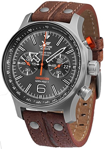 Vostok Europe Expedition orologi uomo 6S21-595H298