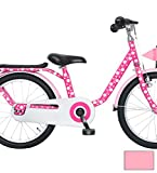 ilka parey wandtattoo-welt bicycle sticker bike sticker set flowers blossoms and dots 94 parts M1581 - choosen color: *rose*