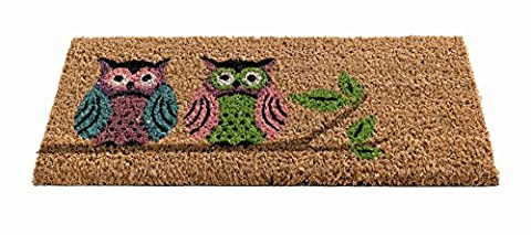 Gardman 82491 Insert Paillasson Owls