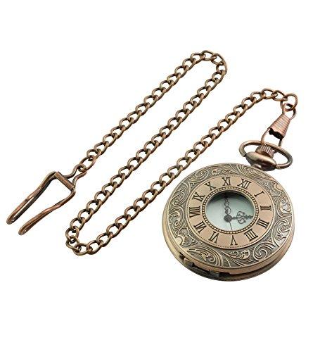 Herren Taschenuhr–Antik Bronze