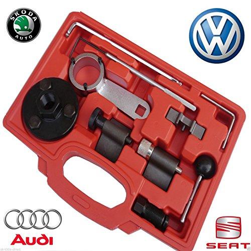 Kit d'outils de calage de distribution pour Volkswagen, TDI, Golf, Passat, Polo Moteur à injection DCI pas cher