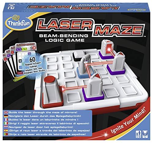 Think Fun- Laser Maze Gioco di Logica, 76340