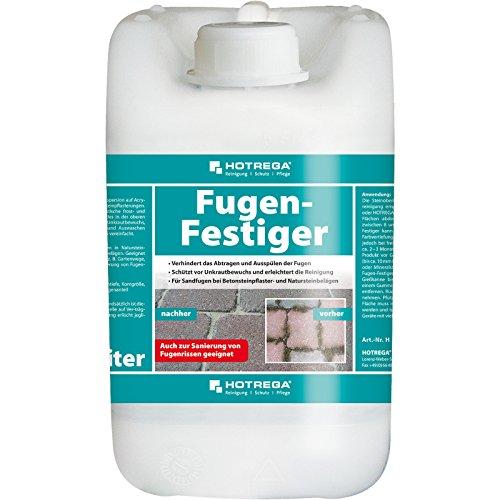 HOTREGA Fugen-Festiger 5 L - Verfestigung von Fugen + Sanierung von Fugenrissen