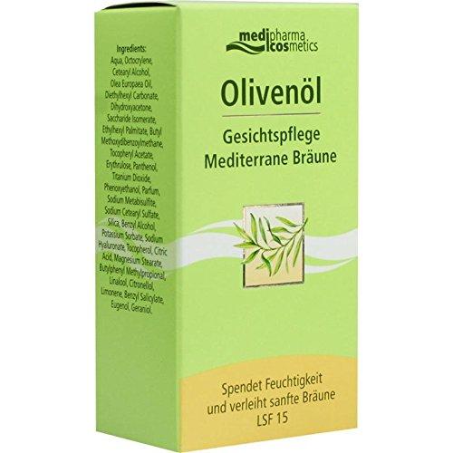 Olivenöl Gesichtspflege C 50 ml