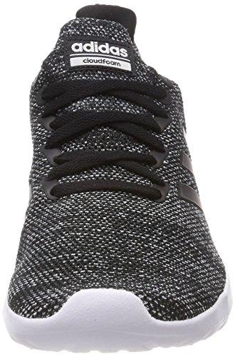 Adidas Cf Lite Racer Byd, Baskets Basses Pour Homme (noir / Blanc / Noir)