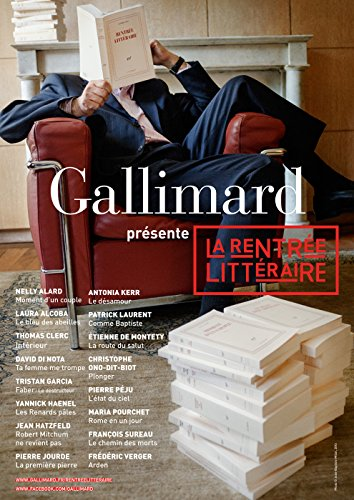 Extraits gratuits - La rentre littraire Gallimard 2013