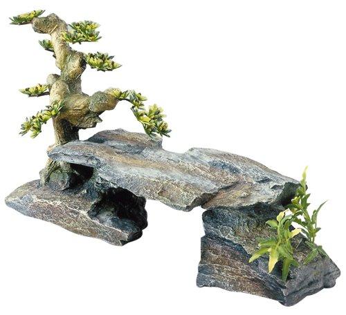 Europet Bernina 234-105290 Decor-Stein 'Gr. Bonsai' 34 x 15.5 x 21 cm