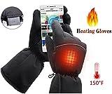 freefa guantes para hombres y mujeres, interior y exterior para calentador de manos, diseño de...