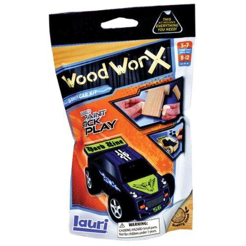 Preisvergleich Produktbild Wood WorX Kit-Street Car