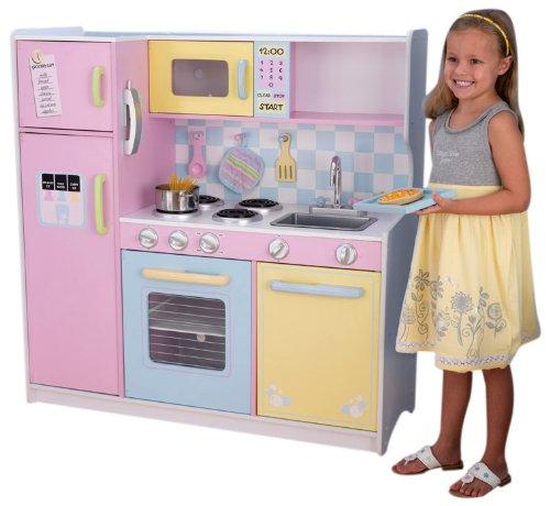 Kidkraft Large Pastel Kitchen Activity Playset