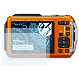 Bruni Schutzfolie für Panasonic Lumix DMC-FT5 Folie - 2 x glasklare Displayschutzfolie