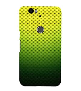 Fuson 3D Designer Back Case Cover For LG Nexus 6P