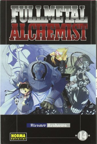 Full metal alchemist 14 Cover Image