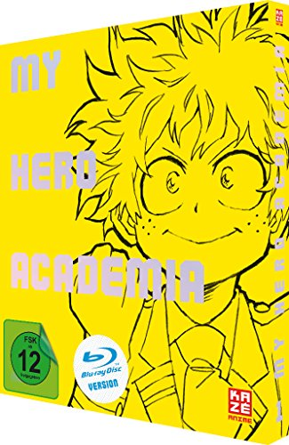 My Hero Academia - Vol. 1 [Blu-ray]
