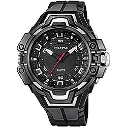 Herren Armbanduhr Analog Calypso Watches K5687/7 26923