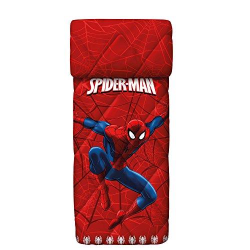 Bassetti 9286358 spider-man trapunta colore rosso singolo