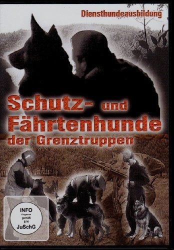 Schutz- und Fährtenhunde der Grenztruppen