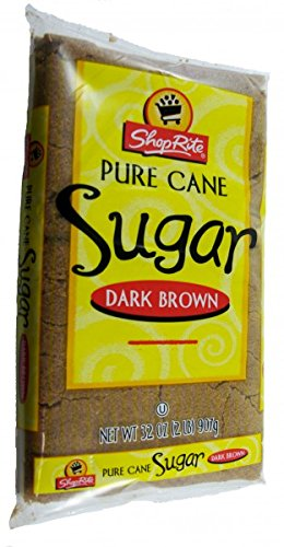 Pure Cane Sugar - Dark Brown (907g)