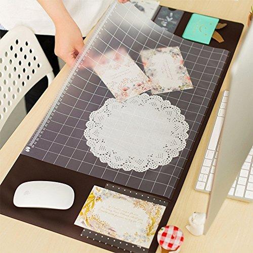 Schreibtischunterlage Transparent Fuer Fotos Test Analyse Feb