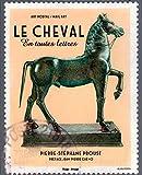 Le cheval en toutes lettres, l'art postal ou mail art...