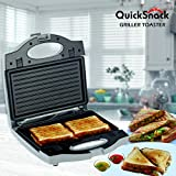 BOSS QuickSnack Sandwich Toaster (White)