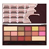 I Heart Revolution Eyeshadow Palette I Heart Chocolate Rose Gold