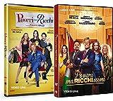Locandina Poveri ma Ricchi / Poveri ma Ricchissimi (2 Film DVD) Edizione Italiana