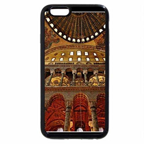iPhone 6S / iPhone 6 Case (Black) ayasophia museum