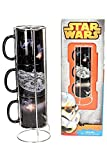 Star Wars Schlacht Death Star stapelbar Tassen, Set