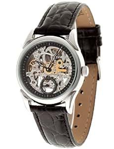 Yves Camani Damen-Armbanduhr Analog Automatik YC1036-A