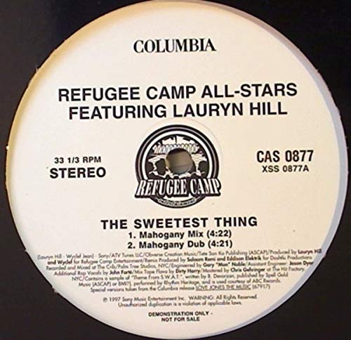 The Sweetest Thing [Vinyl Single 12'']