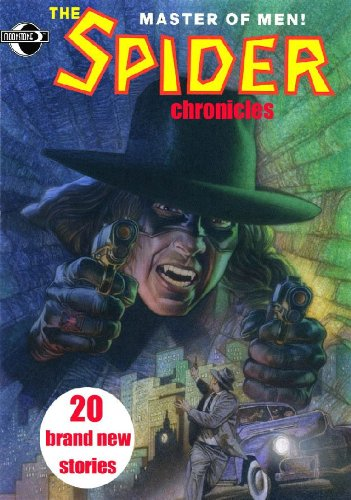 The Spider Chronicles SC (New Printing)