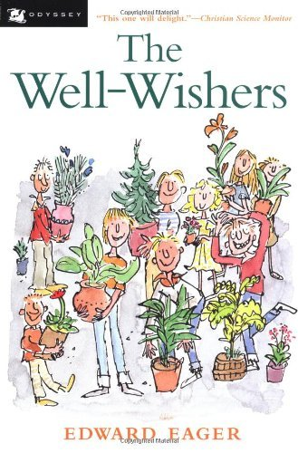 The Well-Wishers by Edward Eager (1999-08-16)