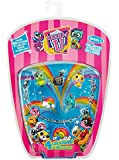 Vivid Imaginations Charm U Kids Series 1 Collectable Toy with 4 Charms and Bracelet Pack  (Multi-Colour)
