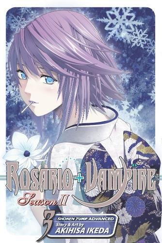 ROSARIO VAMPIRE SEASON II TP VOL 03 (C: 1-0-1) (Manga To Vampire Rosario)